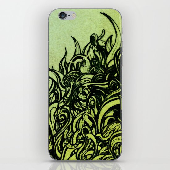 REM 2 iPhone & iPod Skin