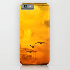 Flight at the Golden Hour Slim Case iPhone 6s