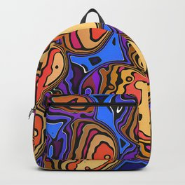 Colored Eggs Backpack