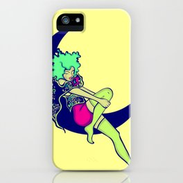 The Moon & I  iPhone Case