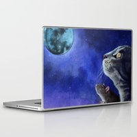 friendship Laptop & iPad Skins featuring Friendship by Mihai Paraschiv