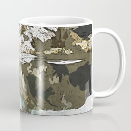 Natural Watercolor Coffee Mug