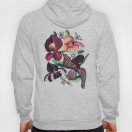 Orchid Cafe Hoody