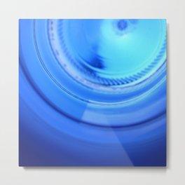 blue light 2 Metal Print