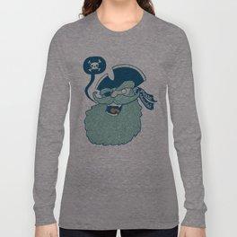 Pirate Material Long Sleeve T-shirt