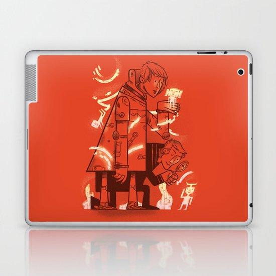 Cross Over Laptop & iPad Skin