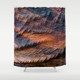Dreamy Driftwood I Shower Curtain