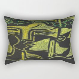 Egos Rectangular Pillow