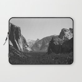 Tunnel View, Yosemite National Park III Laptop Sleeve