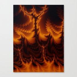 Hellbent Canvas Print