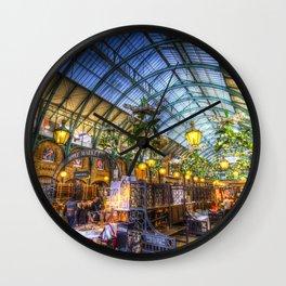 The Apple Market Covent Garden London Wall Clock