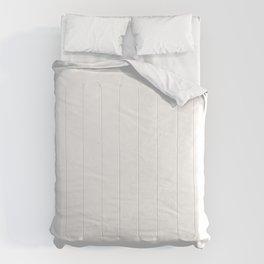 Opening Comforters