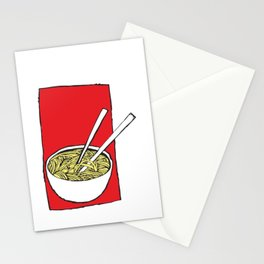 Just Ramen Stationery Cards