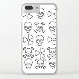 Dem Bones Dem Bones Dem Dry Bones 2 Clear iPhone Case