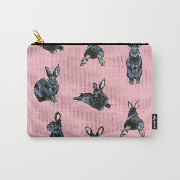 Ben Solo the Rabbit Carry-All Pouch