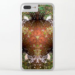A Call For Calm No 1 Clear iPhone Case
