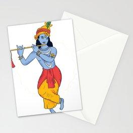 Krishna India Stationery Cards