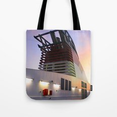 Sitting Starboard Tote Bag