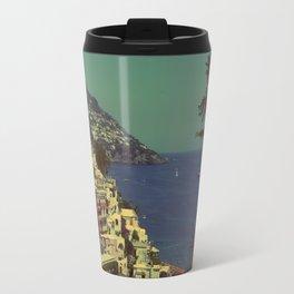 Positano, Italy View Travel Mug