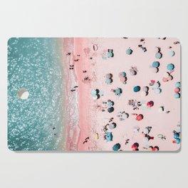 Ocean Print, Beach Print, Wall Decor, Aerial Beach Print, Beach Photography, Bondi Beach Print Cutting Board