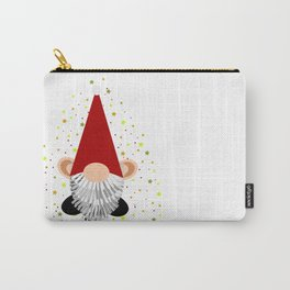Santa - Gnome Carry-All Pouch