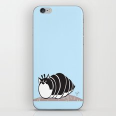 Kittypillar iPhone & iPod Skin
