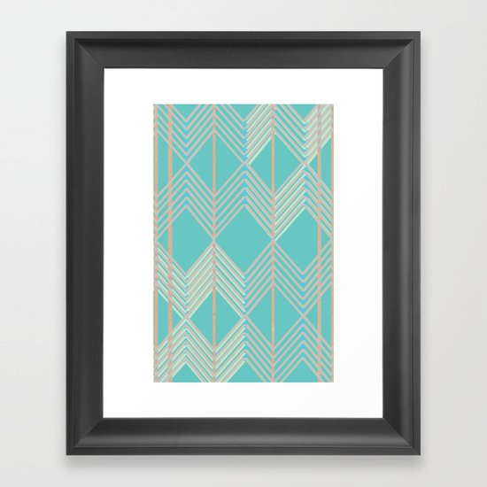 Bodega Bay Framed Art Print