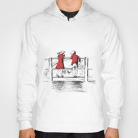 friendship Hoodies featuring Friendship by Ginta Spate
