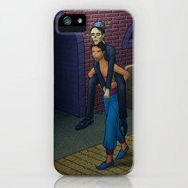 Erik the Burden iPhone Case