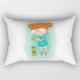 Smart Daisy Rectangular Pillow