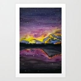 Soul Mountain Art Print