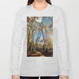: aspens a glow : Long Sleeve T-shirt