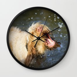 Make a BIG Splash Wall Clock
