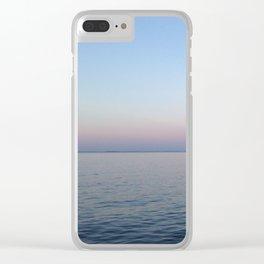 Chesapeake Bay Clear iPhone Case