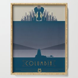 Bioshock Infinite: Columbia Serving Tray