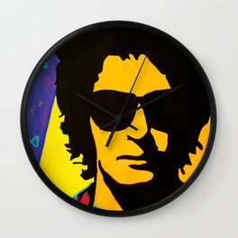 Cerati - Art Print by Jossart © Wall Clock