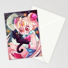 Usagi and Luna Stationery Cards