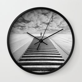 The Observer Wall Clock