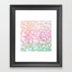 Sea Pearl Framed Art Print