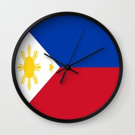 Flag of the Philippines Wall Clock