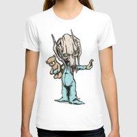 onesie T-shirts featuring General Onesie by Albert F. Montoya
