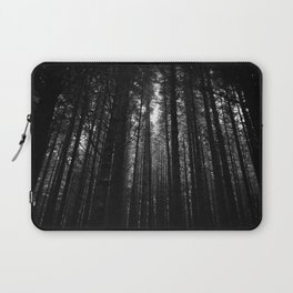 Norwegian woods - Bergen, Hordaland Laptop Sleeve