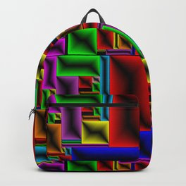 ColorBlox - Hammered Backpack