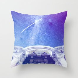 HEAVEN GATES Throw Pillow