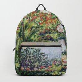 A Garden Romance Backpack