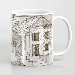 Architectural fantasy_3 Coffee Mug