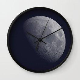 Moon Shot! Wall Clock