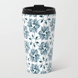Woven Thistle Travel Mug