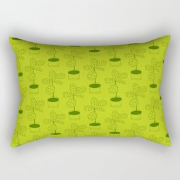House Plant 02 Rectangular Pillow