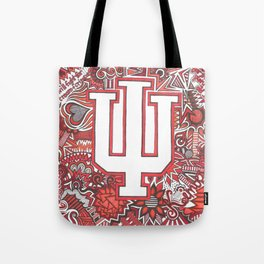 Indiana University for Kimberly Tote Bag